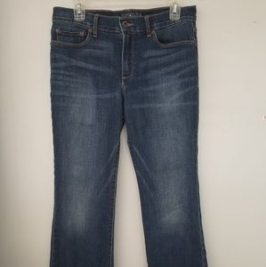 Sweet Boot Lucky Brand Jeans